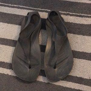 Crocs women's size 10 Sexi flip flop